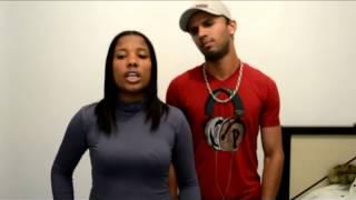 Wagnner Lewis & K-Ren - Um minuto (D'Black e Negra Li)