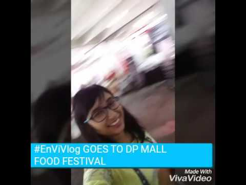 #EnViVlog GOES TO DP MALL SEMARANG FOOD FESTIVAL
