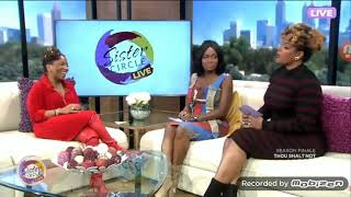 Stephanie Mills is keeping it real about R & B