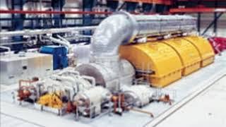Hydrogen Cooled Turbo Generator