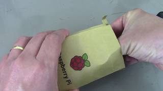Raspberry Pi 3 Model B - Testando (Banggood)