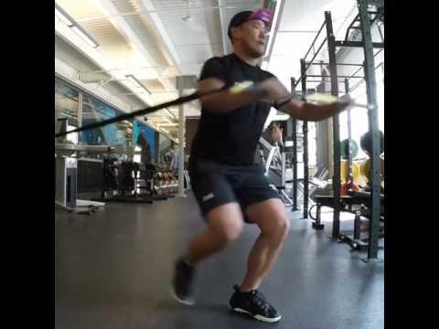 TRX Monday Move - Rip 90-Degree Jump Press