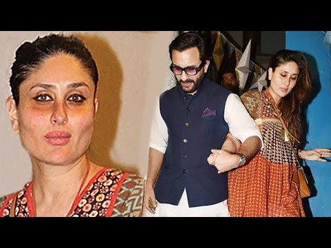 Kareena Kapoor Khan Looking Sick After Delivery