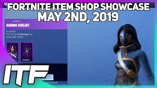 Fortnite Item Shop *NEW* DARING DUELIST SKIN! [May 2nd, 2019] (Fortnite Battle Royale)