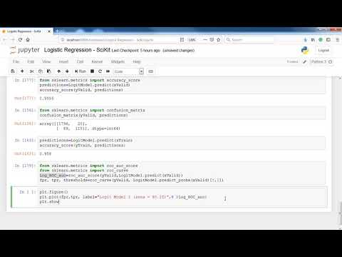 Repeat Data 640 - Logistic Regression in Python by Penguin