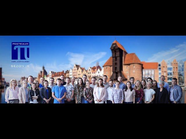Inauguracja IX Sezonu Practiculum Implantologii