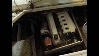 BMW 6 CYLINDER 150HP TURBO INTERCOOLED MARINE DIESEL BAYLINER MERCRUISER