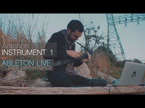 Artiphon INSTRUMENT 1 | Ableton Live Beat Performance