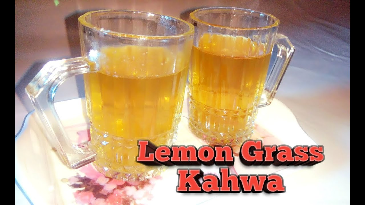 Lemon Grass Kahwa (Winter Speacial ) Recipe By Quick ...
