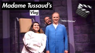 Madame Tussauds & Shake Shack | LA Vlog (Day 1)
