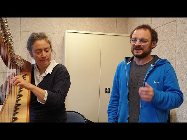Eric Menneteau et Hoela Barbedette : Mari Perin (album