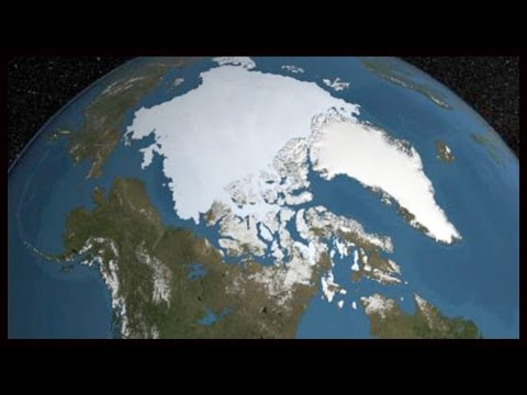 Global Warming? 2014 Polar Ice Cap Increased 43 Percent