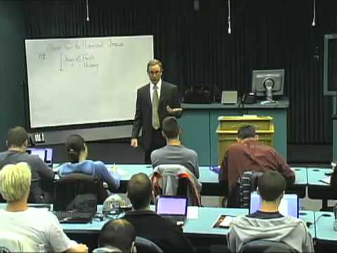 01_Class 1 Systematic Theology by Joel Bierman Concordia Seminary Lutheran