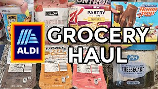 ALDI GROCERY HAUL WITH PRICES 2020 // ALDI SHOP WITH ME // NEW AT ALDI FINDS