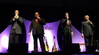 The Dixie Melody Boys sing Antioch Church House Choir