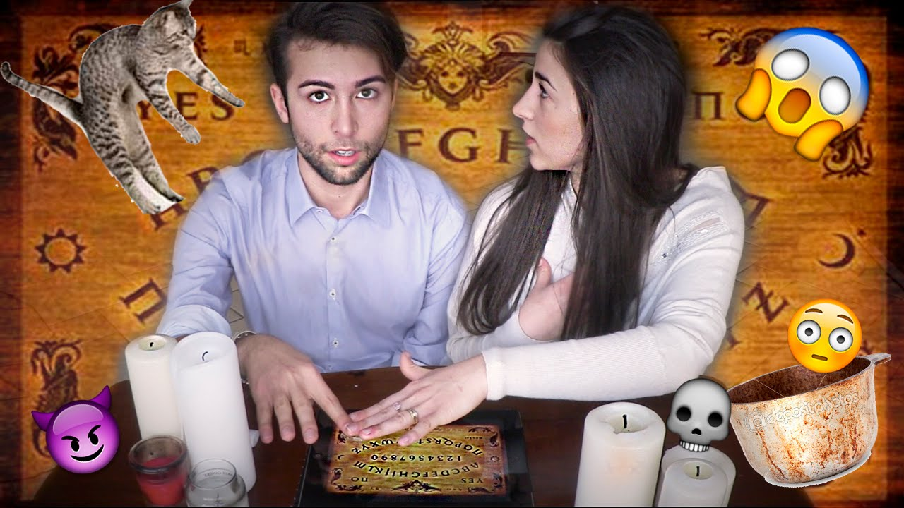 Non usate la tavola ouija gianmarco zagato youtube - La tavola di ouija ...