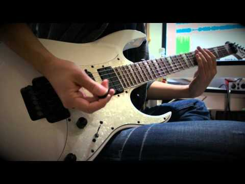 UNSUN - Whispers guitar covered by uki