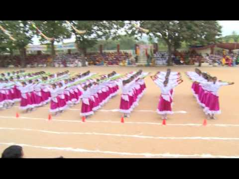 Holy Angels Public School Sports Day Celebration 2014 Part-3