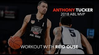 Workout with Anthony Tucker // 2018 ABL MVP