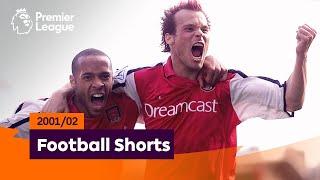 Brilliant Goals | Premier League 2001/02 | Henry, Schmeichel, Gudjohnsen