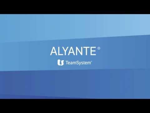 Software contabilità generale | ALYANTE | TeamSystem