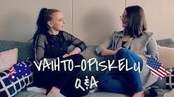 Vaihto-opiskelu Q&A / UEF-LÄHETTILÄÄT