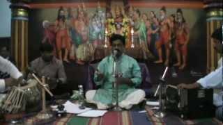 Raichur Sheshagiri Das - Prasanna Theerthara krithi - Ellara mane dose thoothu