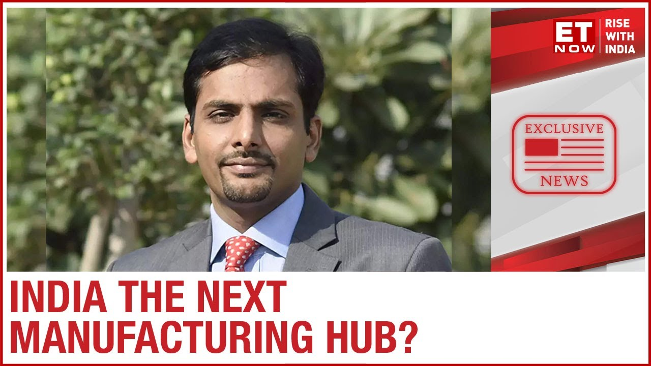 India, the next manufacturing hub?