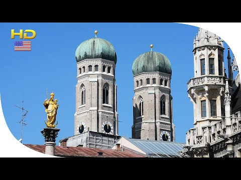 MUNICH: Top 10 Attractions & Places [ENG]