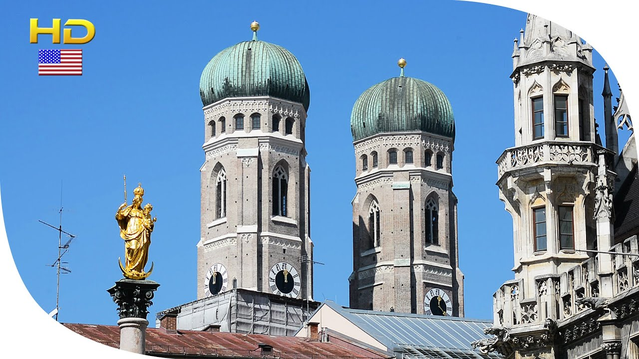 munich top 10 attractions places eng youtube. Black Bedroom Furniture Sets. Home Design Ideas