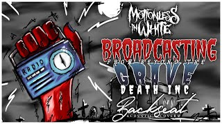 Motionless In White - Broadcasting From Beyond The Grave: Death Inc. (Backseat Acoustic Cover)