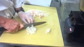 Halibut Ceviche