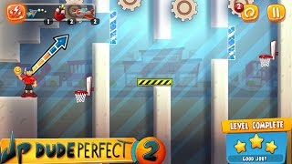 Dude Perfect 2: Level 77 / 3 Stars  [Android] Gameplay HD *
