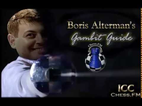 GM Alterman's Gambit Guide - Anti-Benoni/Benko system - Part 1 at Chessclub.com