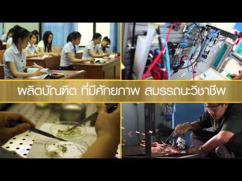 วีดีทัศน์แนะนำมหาวิทยาลัยเทคโนโลยีราชมงคลล้านนา (Thai Version)