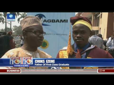Agbami Scholarship Program: 32 Beneficiaries Bag First Class From UNILAG