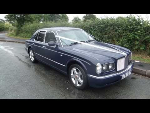 Lea Cars Bentley Arnage in Mollington Cheshire
