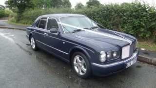 Lea Cars Bentley Arnage in Mollington Cheshire