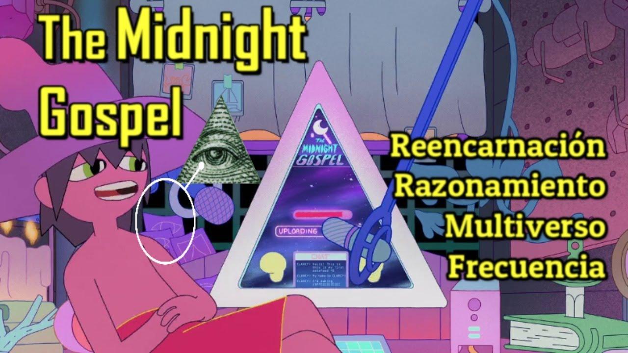 Multiverso, reencarnación y razonamiento. The Midnight Gospel análisis stream