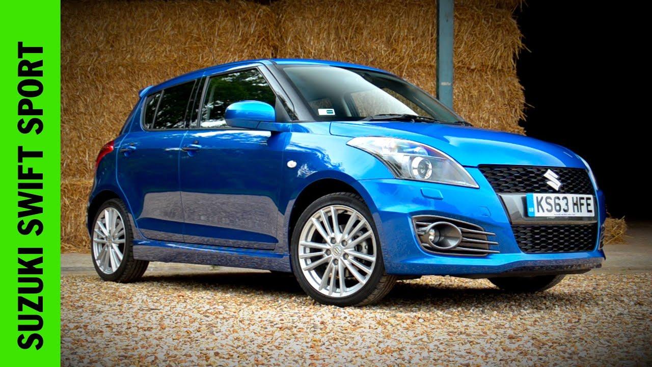 Suzuki Swift Sport 5-door Review - YouTube