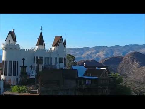 Aqua Verde Castle, Vail Arizona, DJI Phantom 4 drone