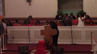 """What's That Smell?""(part 1)- Bishop C. D. Mitchell, Guest Preacher"