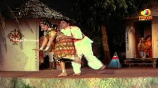 Bharya Biddalu Movie Songs | Aakulu Pokalu Song | ANR | Jayalalitha | Sridevi | KV Mahadevan