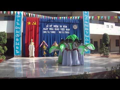 Việt Nam Gấm Hoa - 11A1 THPT Nguyễn Trãi 20.11