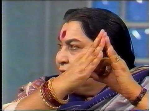A Rare TV Interview with H.H. Shri Mataji Nirmala Devi-The Midday Show