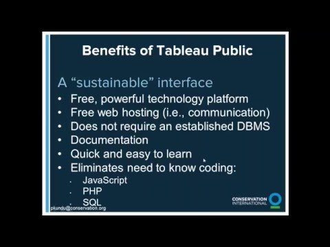 Using Tableau Public   How to Build and Deploy Your Dashboar