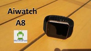 Review AiWatch A8 (Español)