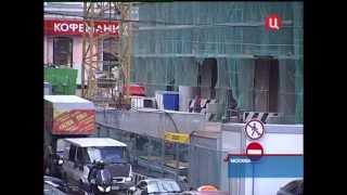 ТВ Центр о Центральном детском магазине на Лубянке