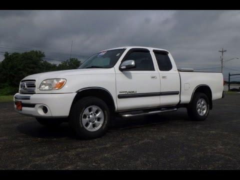 2006 toyota tundra sr5 access cab for sale dayton troy piqua sidney ohio cp14528at youtube. Black Bedroom Furniture Sets. Home Design Ideas