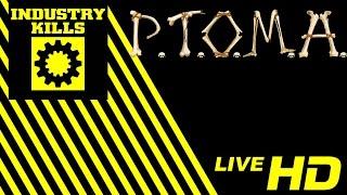 PTOMA live with TANKARD 8ball